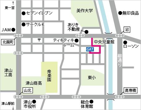 株式会社ガット地図